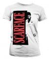 T-shirt Scarface dames